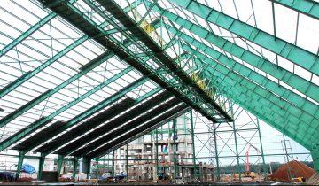 Quy trình xây dựng nhà thép tiền chế