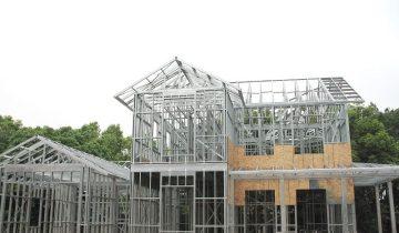 Ứng dụng của kết cấu thép nhẹ trong xây dựng