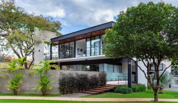 SB2073 - Nhà biệt thự vườn khung thép phong cách Châu Âu sang trọng